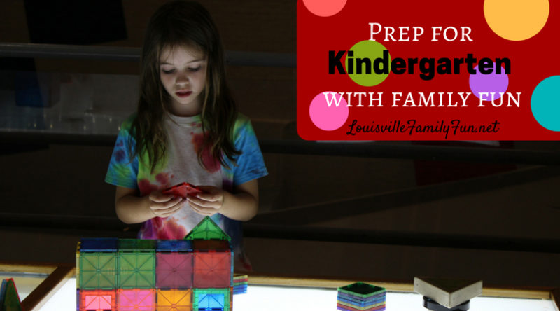 prep for kindergarten