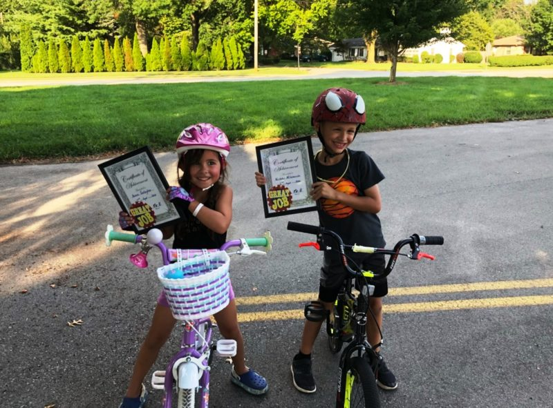 Learn to ride a bike Louisville