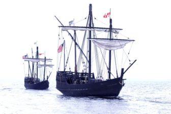 Columbus Ships Louisville