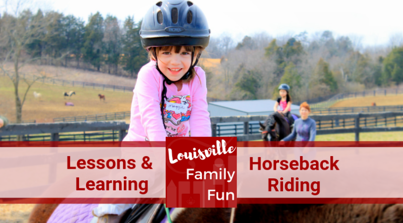 horseback riding lessons louisville