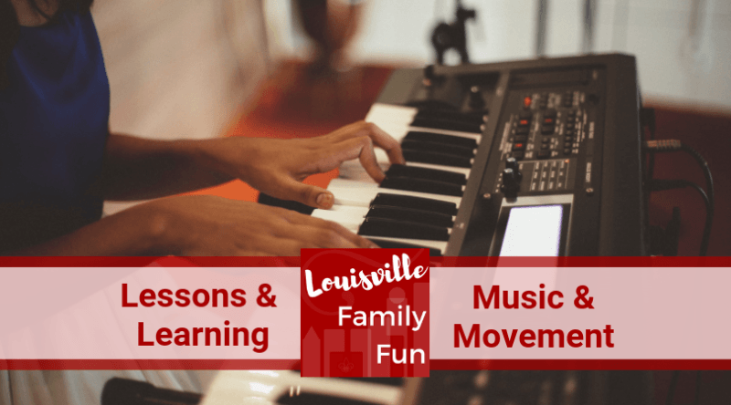 Louisville music lessons classes piano