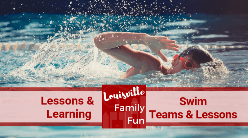 Swimming lessons swim teams Louisville
