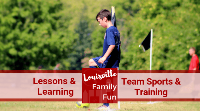 Teams sports for kids Louisville