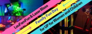 Lazer Blaze Family Fun Day