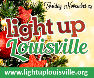 Free November Events - Light Up Louisville 2018