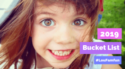 Louisville bucket list family fun