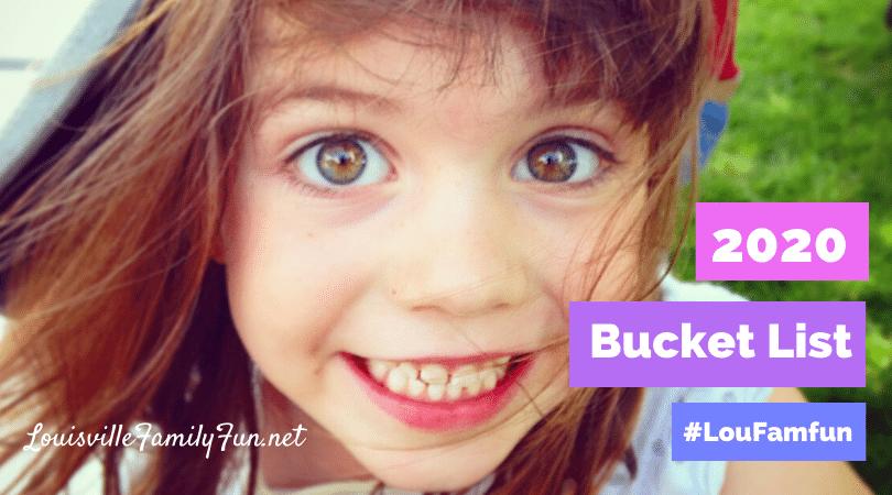 Louisville Bucket List for family fun in 2020
