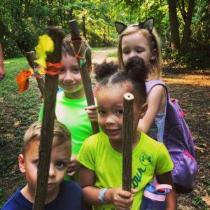 Creasey Mahan Nature Preserve Camps