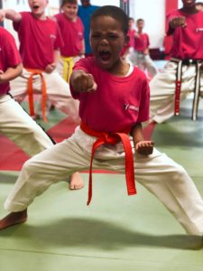 Hwang's Martial Arts Summer Camp