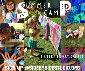 Side by Side Studio Summer Camps