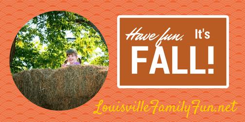 fall fun in Louisville