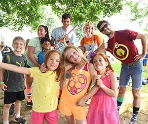 Summer Camp at the Jewish Community Center