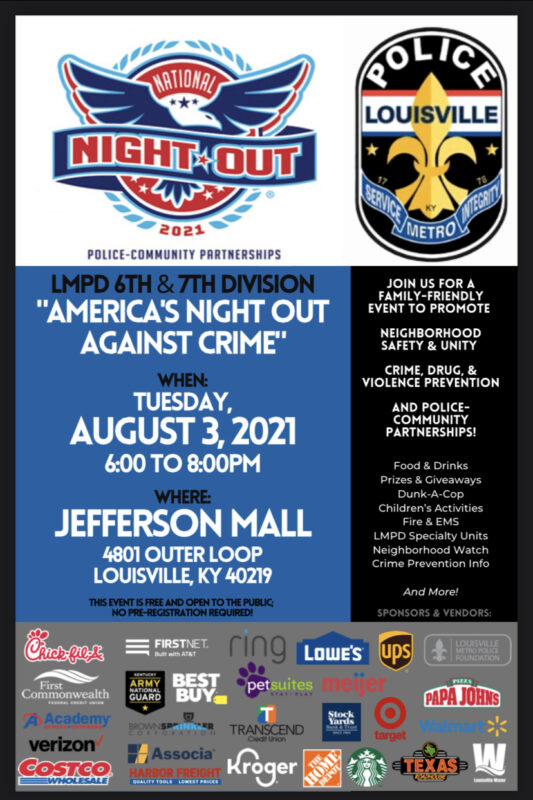 National Night Out Louisville