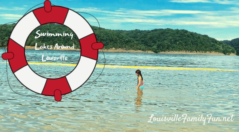 lakes around louisville