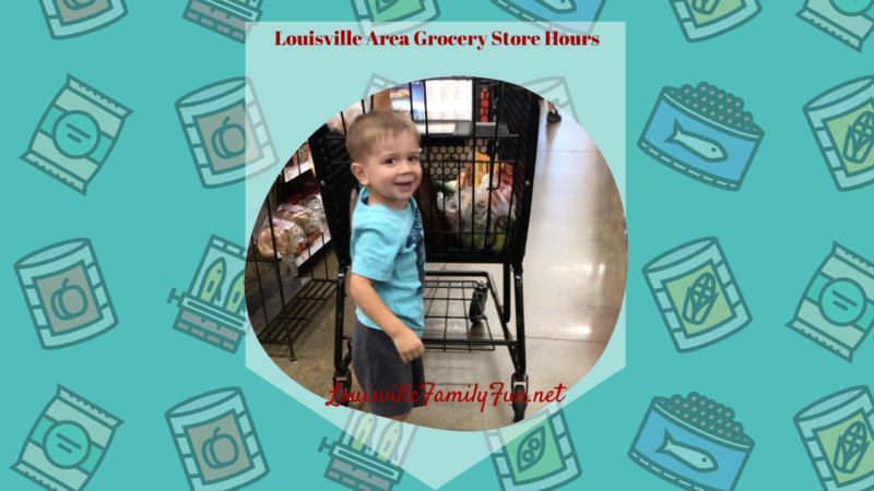 Louisville Area Grocery Stores