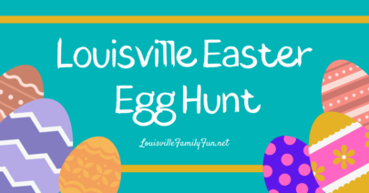 Louisville easter egg hunt