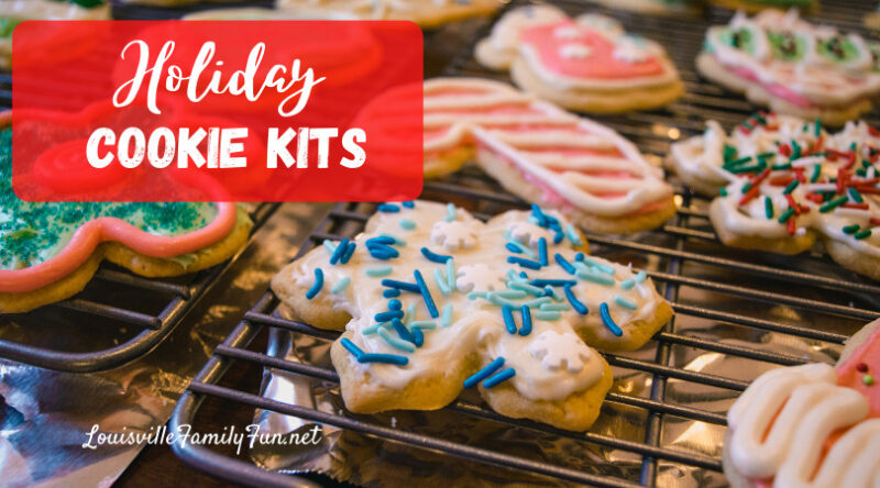 holiday cookie kits
