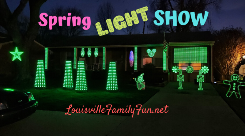 break light show Louisville
