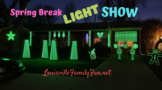 spring break light show Louisville
