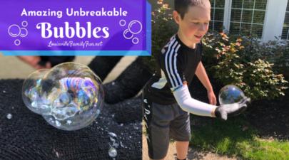 Best bubble recipe