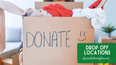 donate stuff Louisville