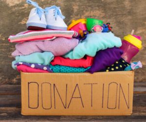 donate stuff near me