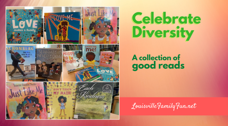 books that celebrate diversity