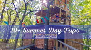 summer day trips from Louisville