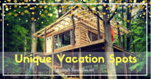 Unique Vacation Spots in Kentucky