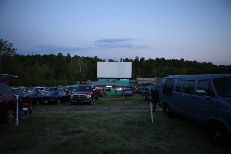 drive-in movies near Louisville