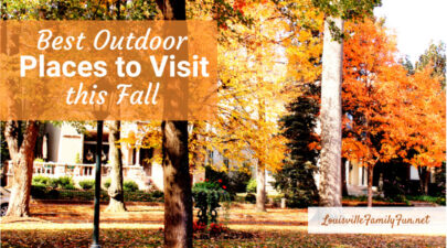 outdoor fun fall Louisville
