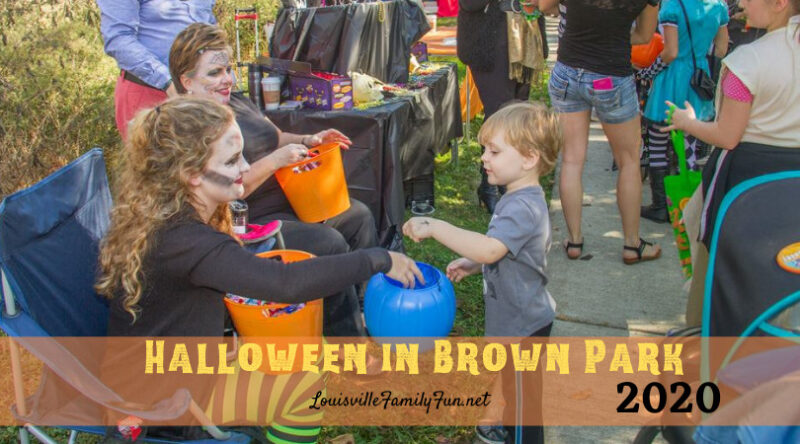 Louisville Halloween Events 2020 Halloween in Brown Park 2020   Louisville Family Fun
