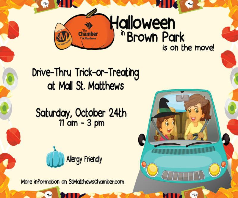 Halloween 2020 Louisville Trick Or Treating Halloween in Brown Park 2020   Louisville Family Fun