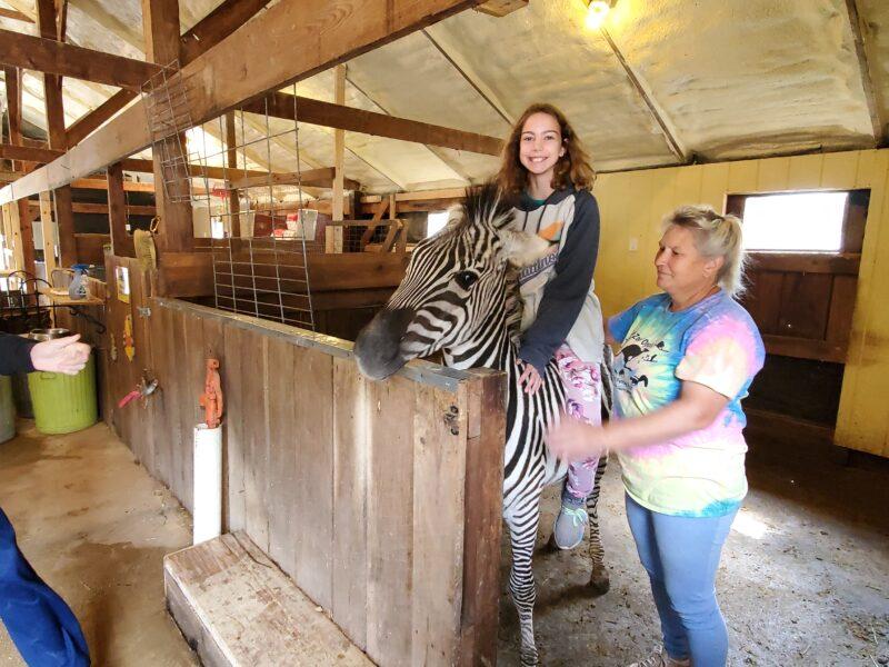 Zoo'Opolis Exotic Petting Zoo