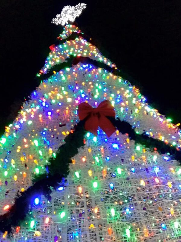 Louisville drive thru Christmas