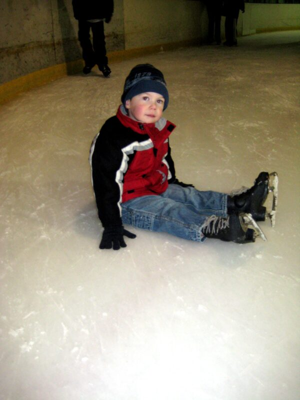 ice skating in Louisville