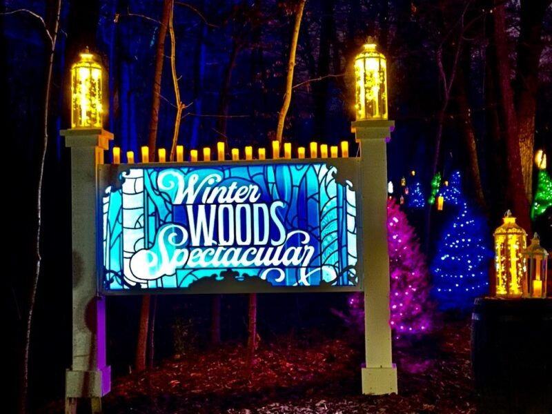 Winter Woods Spectacular promo code