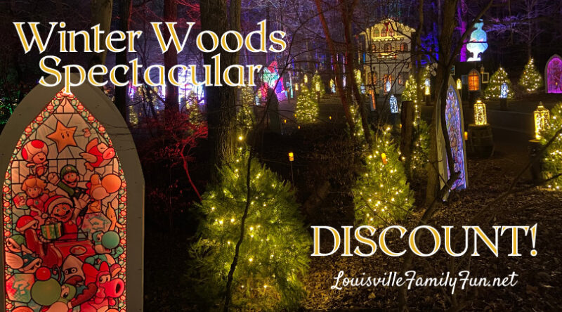 Winter Woods Spectacular Discount