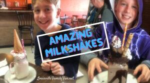 Best Milkshakes in Louisville