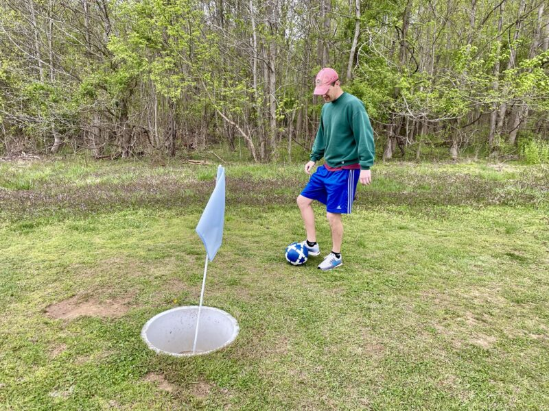 foot golf in Louisville