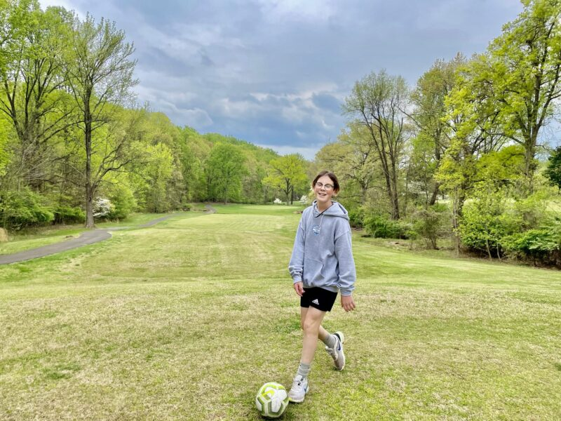 soccer golf in Louisville