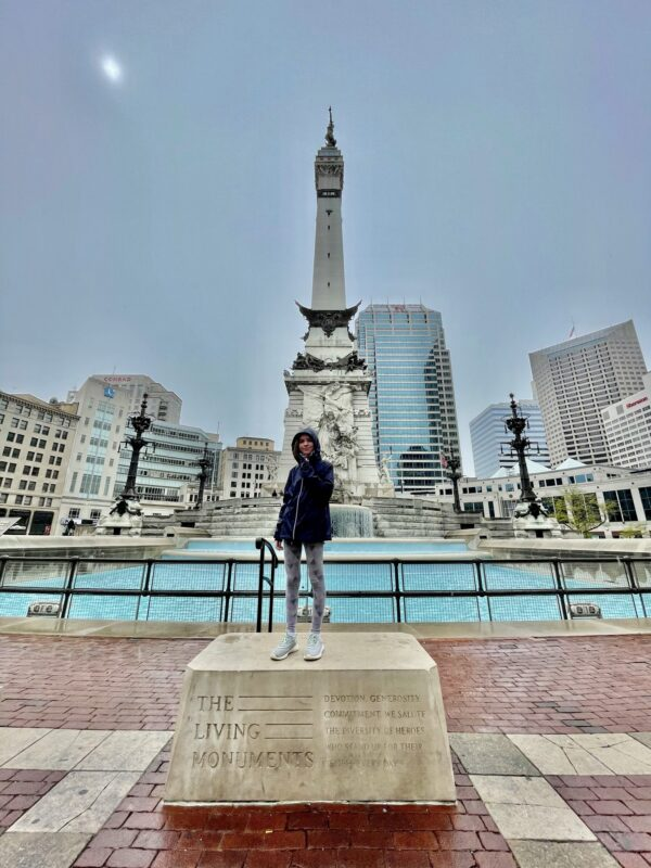 weekend getaway to Indianapolis