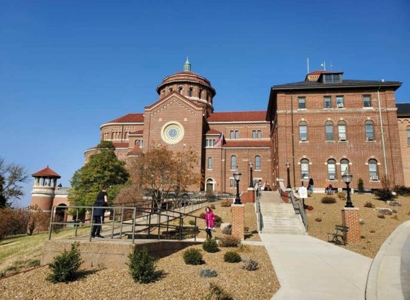 Mount St. Francis Sanctuary