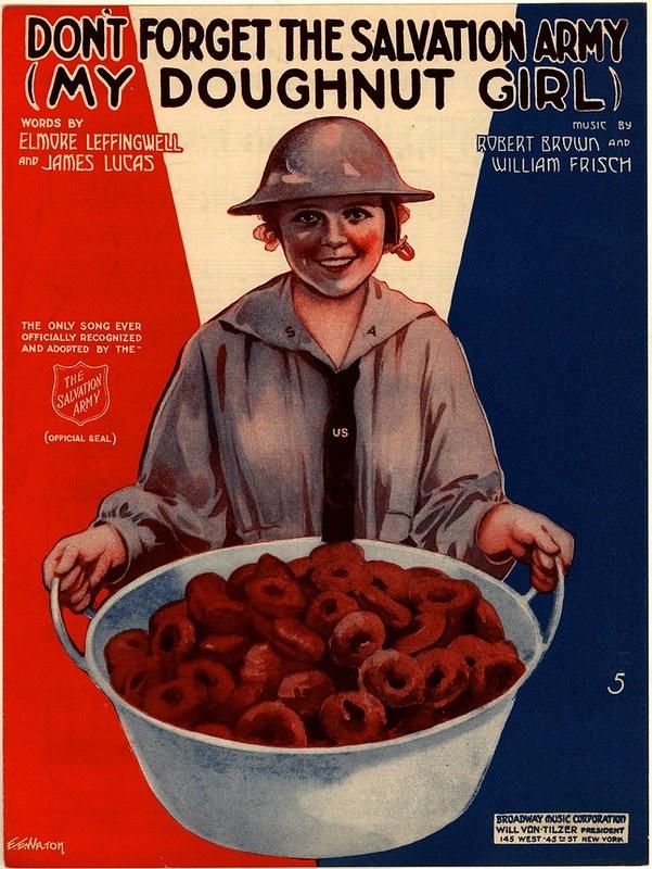 Donut lassie