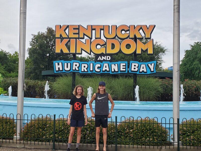 Holiday World or Kentucky Kingdom