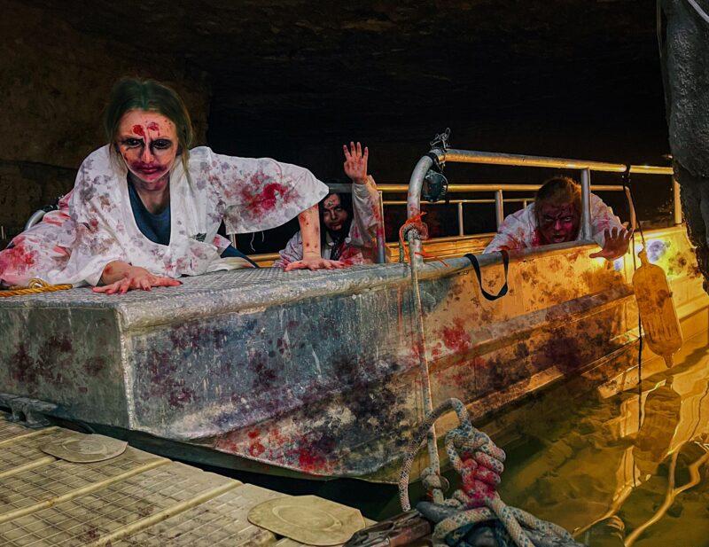 haunted cave tour